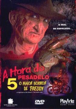 A Hora do Pesadelo 5 Dublado  (1989)