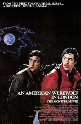 Um Lobisomem Americano em Londres – Dublado