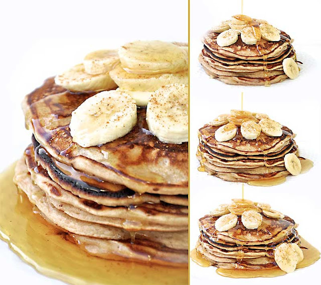jacquline pancake tripple small photo Old Fashioned Pancakes...