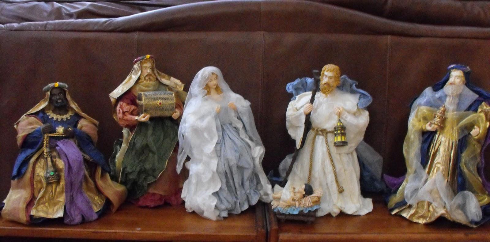 Nativity Set Costco my Nativity Set Given to me