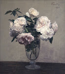 Vase of Roses, 1875