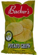 Backer Potato Chips