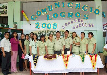 PROFESORES DEL ÁREA DE COMUNICACIÓN