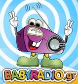 """Ακούστε ζωντανά """"Babyradio"""" !!!"""