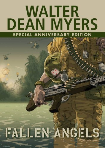 fallen angels walter dean myers book report