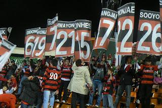 Pohang fans