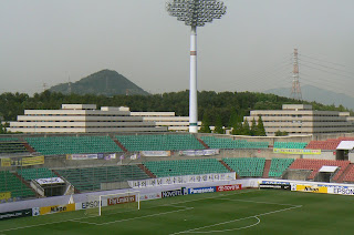 Chunnam's home stadium
