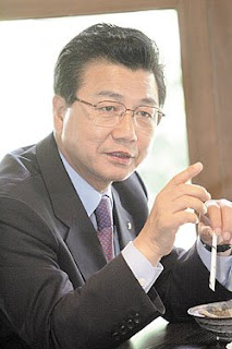 Gangwon Governor Kim Jin-son