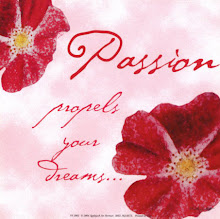 Word  for 2012 - Passion
