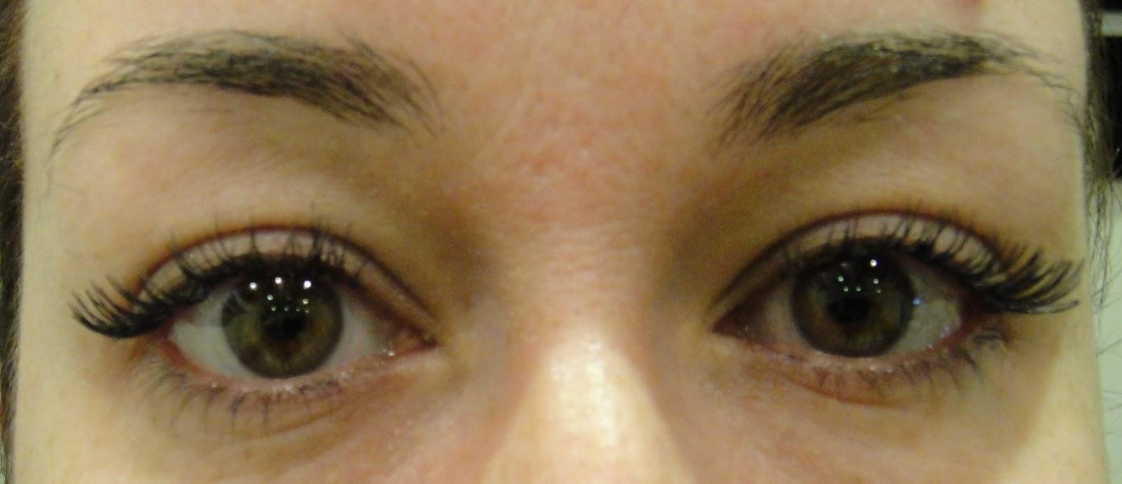Make Natural Eyelash Conditioner Scratch