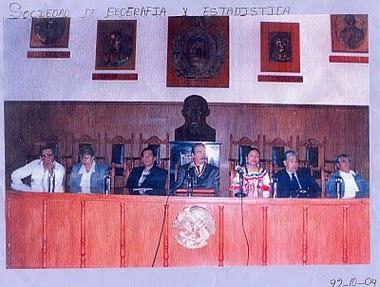 Sociedad Mexicana de Geografía y Estadística