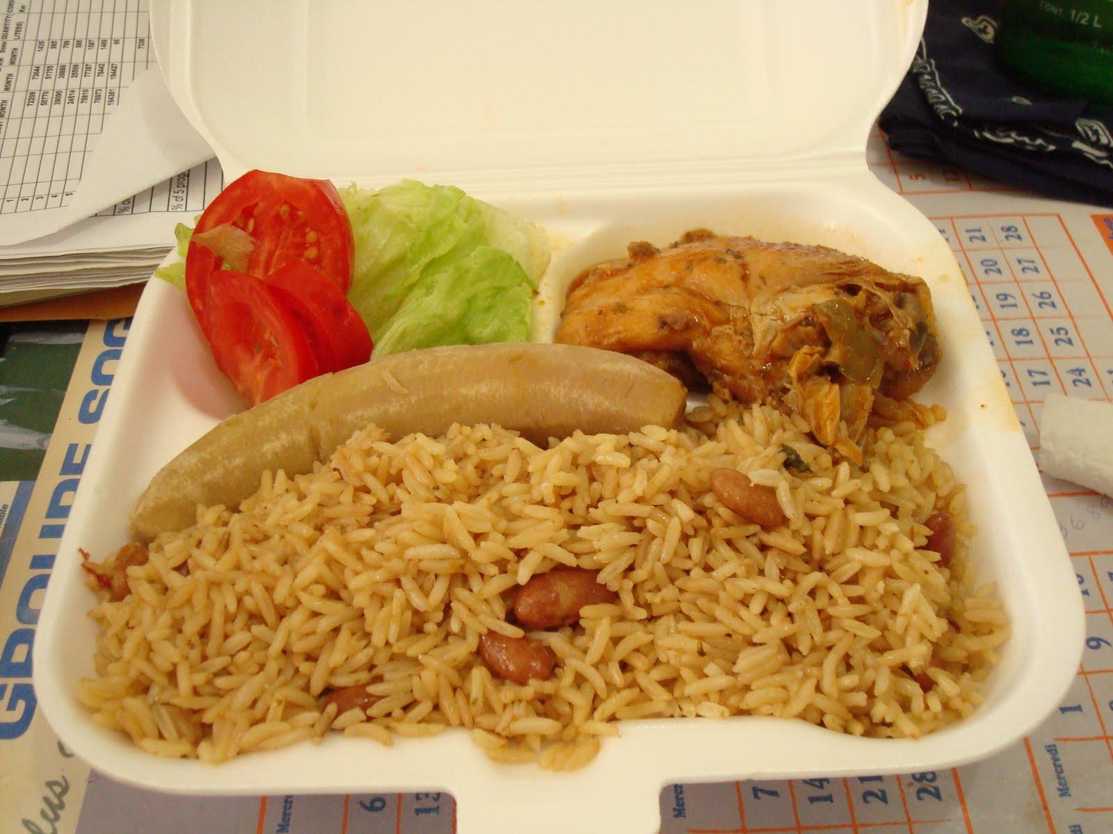 haiti en images la cuisine haitienne ForCuisine Haitienne