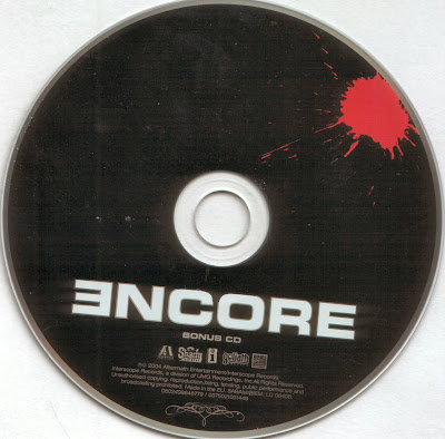 eminem encore bonus cd