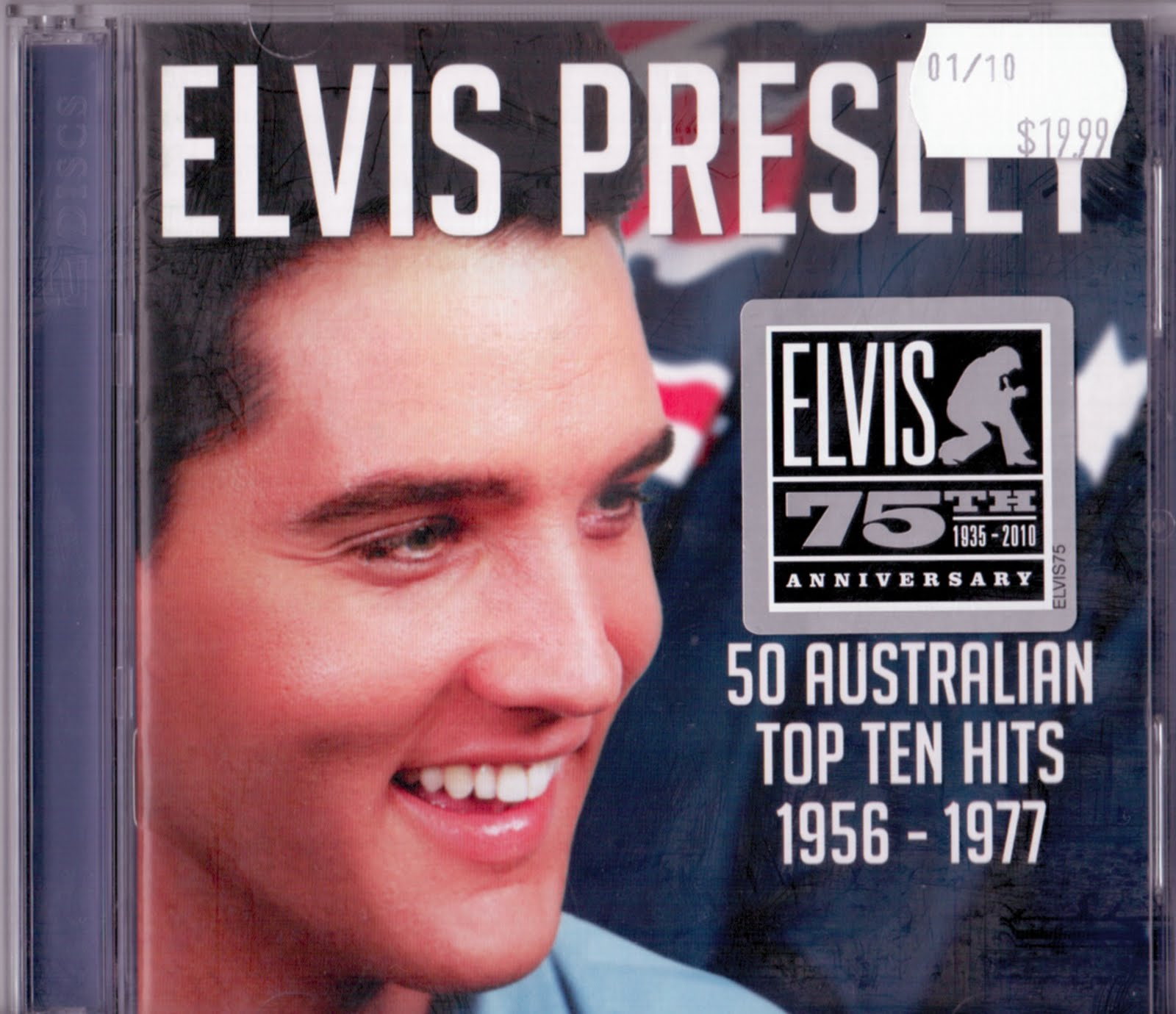 Elvis Presley - The Top Ten Hits (disc 2)