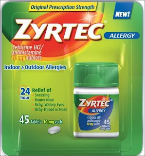 graphic about Zyrtec Printable Coupon $10 identify Ceremony Support: Zyrtec Moneymaker -