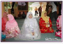 RAja SEHARi....23/02/2008 sah MENJAdi isTEri kepaDA khaIRUl NAzim...