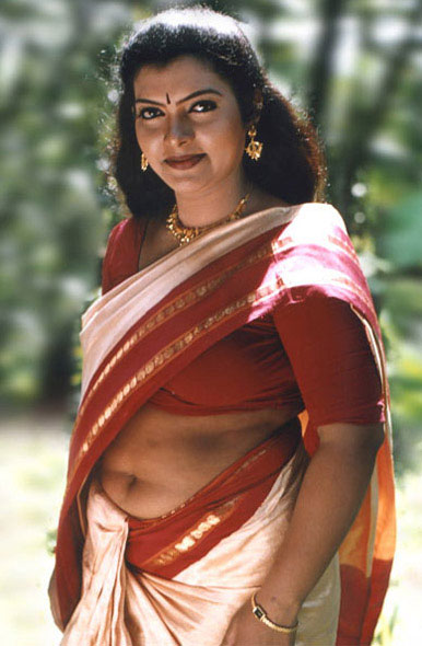 Sajini Photos http://tamil.glamouractress.com/sajini-hot-neval-show-in-saree.html