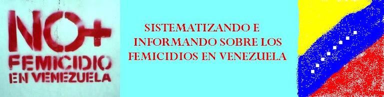 FEMICIDIO VENEZUELA