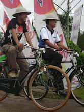 Let's back to bike
