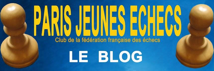 Paris Jeunes Echecs