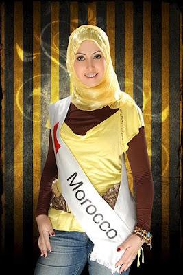 Wanita Islam Moroko