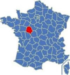 La Touraine en France