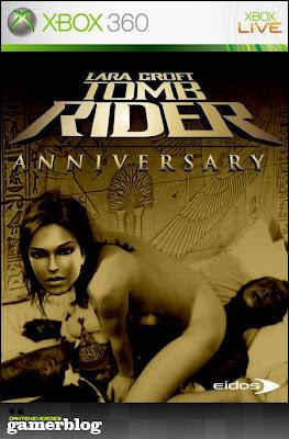 Tomb Rider Anniversary