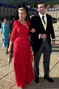 Vestidos madrina boda rojo
