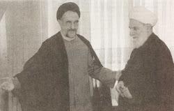 الإمام شمس الدين والرئيس خاتمي