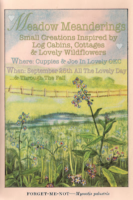 Meadow Meanderings at Cuppie & Joes