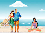 HOT beaches of India