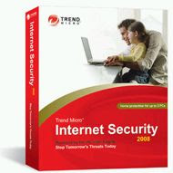 Trend Micro Internet Security 2008 - Image from TrendMicro.com