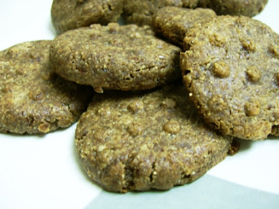 Gluten Free Dairy Free Vegan Peanut Butter Vanilla Flax Cookies