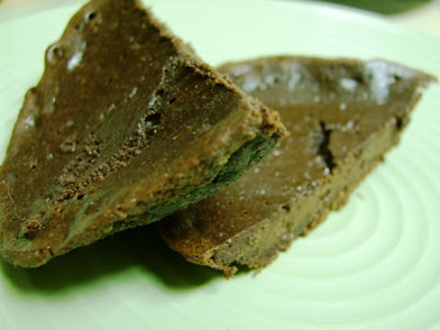 Gluten Free Slice of Chocolate Fudge Cake