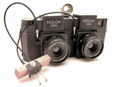 Create 3d photos with still camera