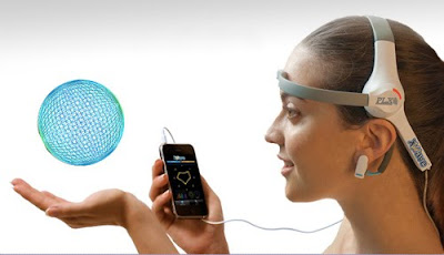 ontrol Your iPhone With Your Brain with XWave Headset
