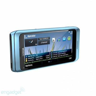 Nokia E7 - Smart Phone