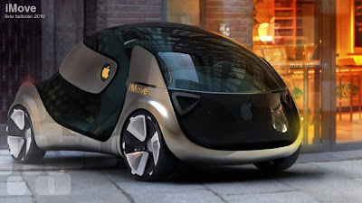 Apple machintosh concept car - iMove Seen On  www.coolpicturegallery.us
