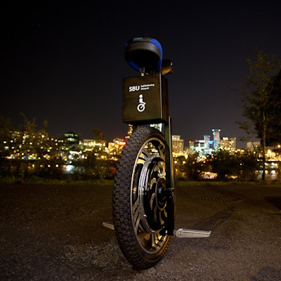 Self Balancing Unicycle - one-wheeled electric scooter Seen On  www.coolpicturegallery.us