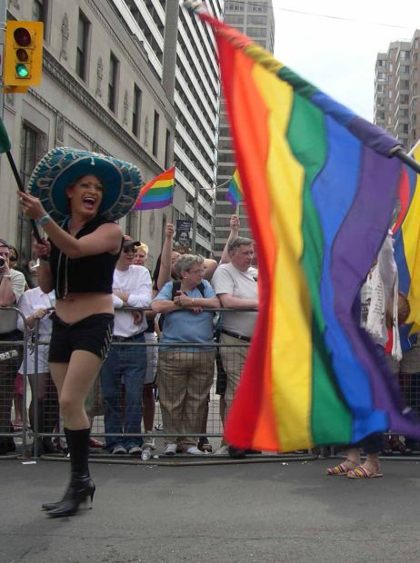 Check out Gay Scout's event calendar for a global listing of pride parades.