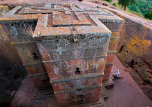 #10 - The Rock Hewn Churches of Lalibela, Ethiopia