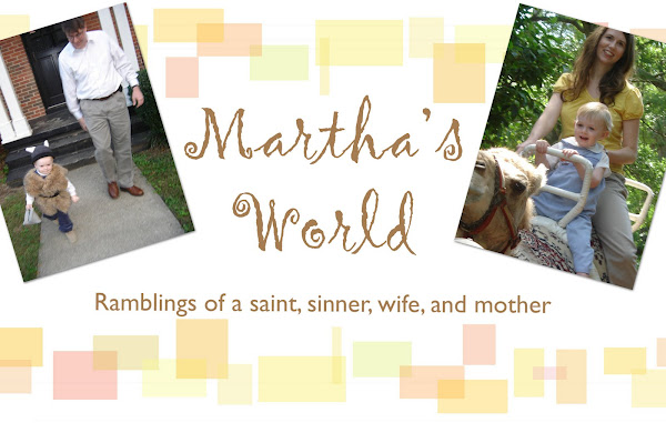 Martha's World