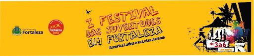 Festival das Juventudes em Fortaleza