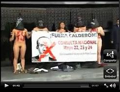 PROCLAMA A LOS PUEBLOS DE MÉXICO* Para organizar la revocación de mandato a Felipe Calderón