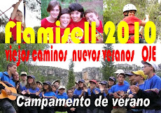 Campamento OJE  Flamisell 2010
