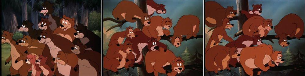 Bongo the bear