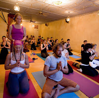"""kula yoga project Kula yoga offers a welcoming place for the community to learn and explore the world of yoga the sanskrit word """"kula"""" means family or community."""