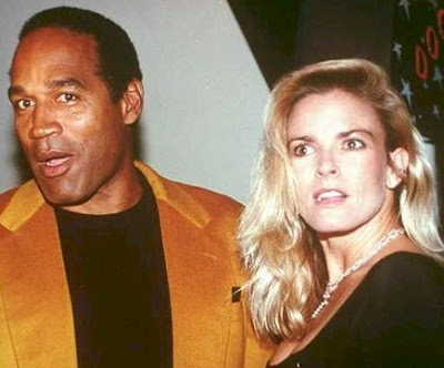o j simpson interracial relationships