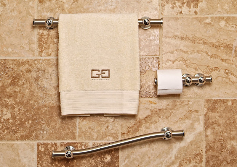 towel bar. Why not make towel bars safer by replacing them with grab title=