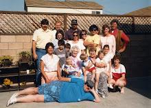 Klungreseter Family 1987